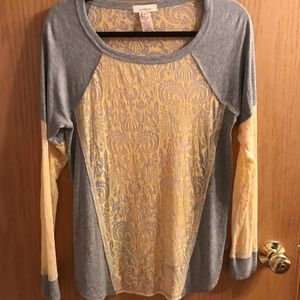 Sundance Long Sleeved Shirt Medium